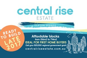 Central Rise Estate, Clifton Springs, Vic 3222