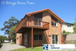 25 Attunga Avenue, Kiama Heights, NSW 2533