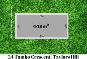 24 Tambo Crescent, Taylors Hill, Vic 3037