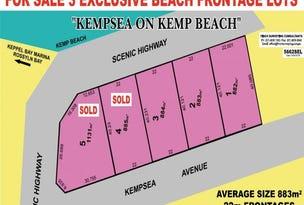 Lots 1-5 Kempsea Avenue, Rosslyn, Qld 4703
