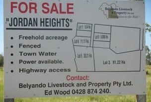 Lot 6, Lot 6 Jordan Heights, Jericho, Qld 4728