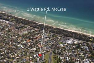 Lot 2, 1 Wattle Road, McCrae, Vic 3938