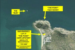 Lot 27 The Point, Cape Upstart, Gumlu, Qld 4805