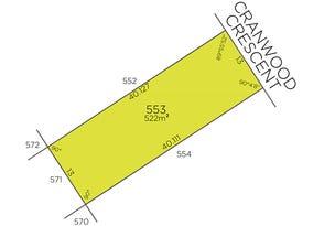 Lot 553 Cranwood Crescent, Viveash, WA 6056