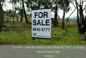 C/A A12 PARCEL H IRON POT CREEK ROAD, Mount Cole Creek, Vic 3377