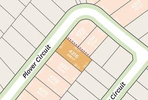 Lot 4316 Plover Circuit, Aberglasslyn, NSW 2320