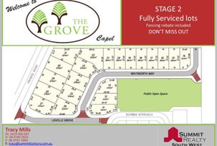 Lot 15 The Grove Estate, Capel, WA 6271