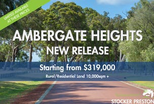Ambergate Heights, Ambergate, WA 6280