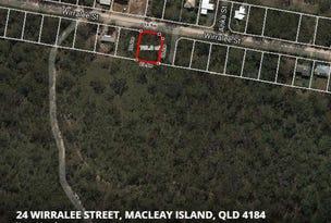 24 Wirralee Street, Macleay Island, Qld 4184
