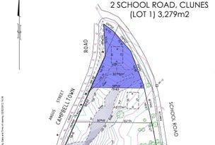 Lot 1, 2 School Road, Clunes, Vic 3370