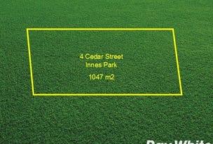 4 Cedar Street, Innes Park, Qld 4670