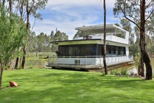 "Houseboat ""Ripple Effect"", Gol Gol, NSW 2738"