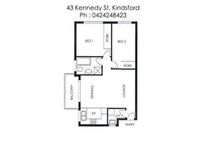 7/43 Kennedy Street, Kingsford, NSW 2032