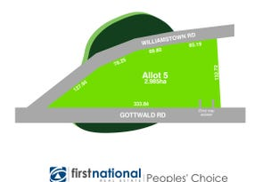 Lot 5 Williamstown Road, Williamstown, SA 5351