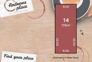 Allotment 14 New Road, Andrews Farm, SA 5114