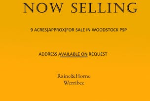 Woodstock, address available on request