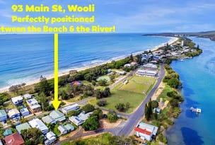 93 Main Street, Wooli, NSW 2462