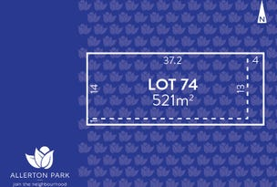 Lot 74, Embleton Road (Allerton Park), Park Ridge, Qld 4125