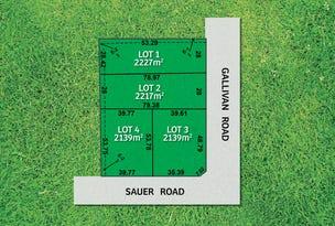 Lots 1-4 Sauer Rd, New Gisborne, Vic 3438
