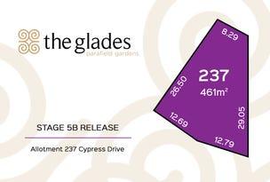 Lot 237 Cypress Drive, Parafield Gardens, SA 5107