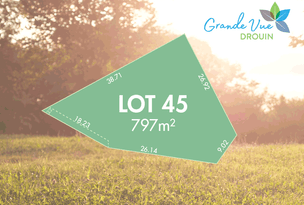 Lot 45 , 106 McNeilly Road, Drouin, Vic 3818