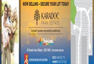 Lot, 47 Karadoc Park Estate, Irymple, Vic 3498