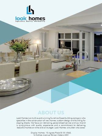 Look Homes Display Homes Home Designs