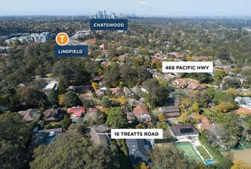 466 Pacific Highway & 16 Treatts Road Lindfield, NSW 2070