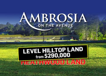 Ambrosia on The Avenue  Heathwood