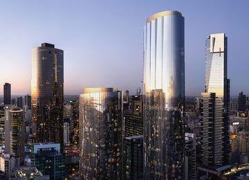 Melbourne Square Southbank