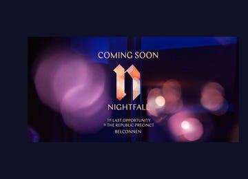 Nightfall Belconnen