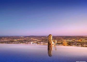 Brisbane Skytower Qld 4000