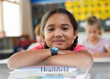Heathfield Scholar's Row Officer