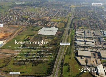 Bentley Park Estate Keysborough