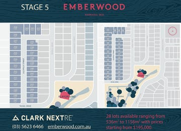 Emberwood Warragul Warragul
