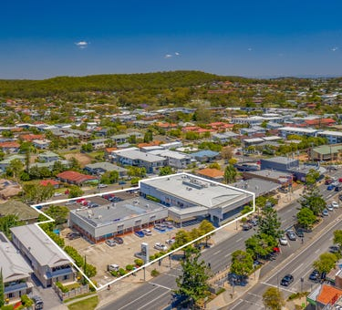 799, 805 Old Cleveland Road & 24 Osterley Road, Carina, Qld 4152
