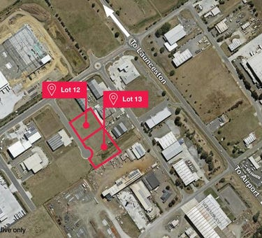 Lots 12 and 13 Hughes Court, Western Junction, Tas 7212