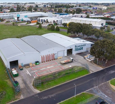 Former Bunnings Trade, 19 Waringa Drive, Mitchell Park, Vic 3355