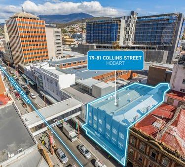 Coogans Retail Portfolio, 79-81 Collins Street, Hobart, Tas 7000