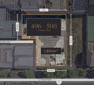 500 La Trobe Street, West Melbourne, Vic 3003