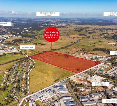 SOUTH WINDSOR, Fairey Road, 100, 100 Fairey Road, South Windsor, NSW 2756