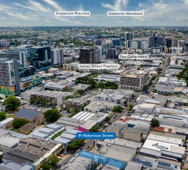 91 Robertson Street, Fortitude Valley, Qld 4006