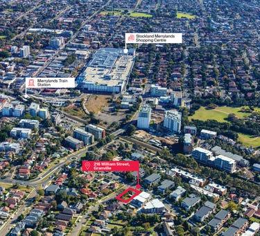 216 William Street, Granville, NSW 2142