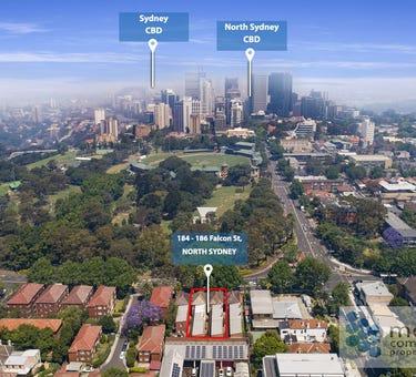 184 & 186 Falcon Street, North Sydney, NSW 2060