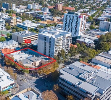Outram Centre, 1297 Hay Street, West Perth, WA 6005