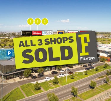 Shops 1, 2 and 3, 299 Harvest Home Road, Epping, Vic 3076