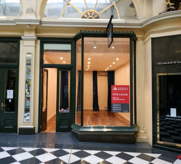 The Royal Arcade, 24, 43, 45, 331 Bourke Street, Melbourne, Vic 3000