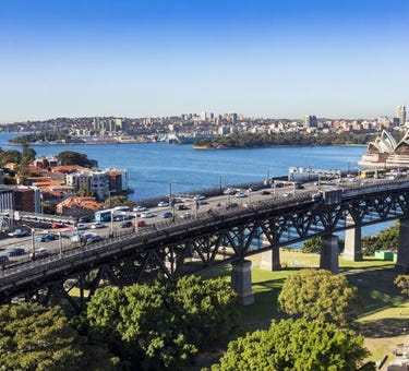 KIMBERLY CLARK HOUSE, 52 Alfred Street, Milsons Point, NSW 2061