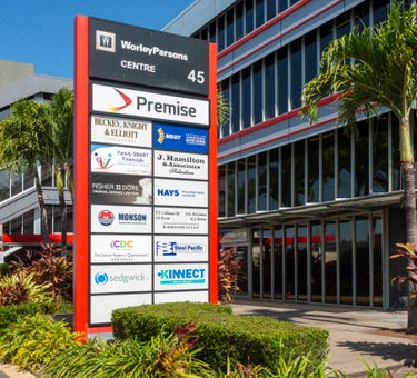 WorleyParsons Centre, 45  Victoria Street, Mackay, Qld 4740