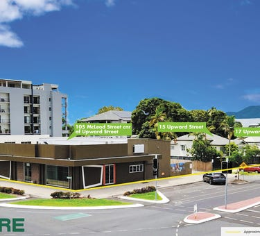 Cnr McLeod & Upward, Cairns City, Qld 4870